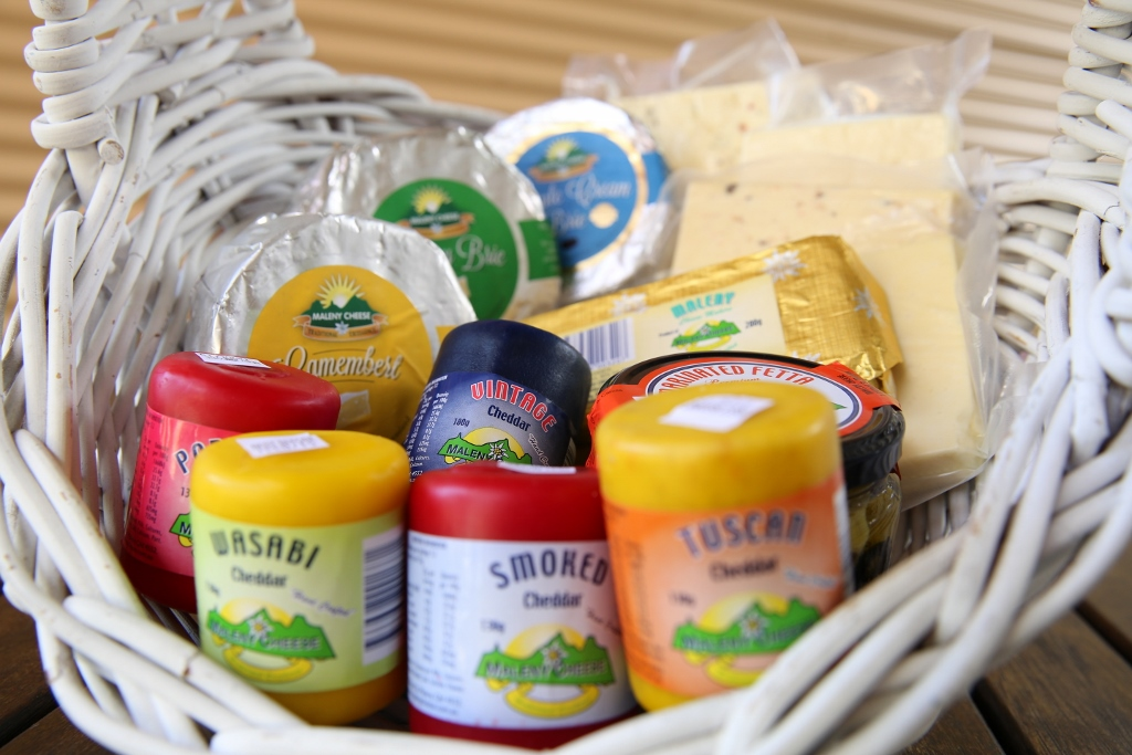 Maleny Cheese Shop - Products