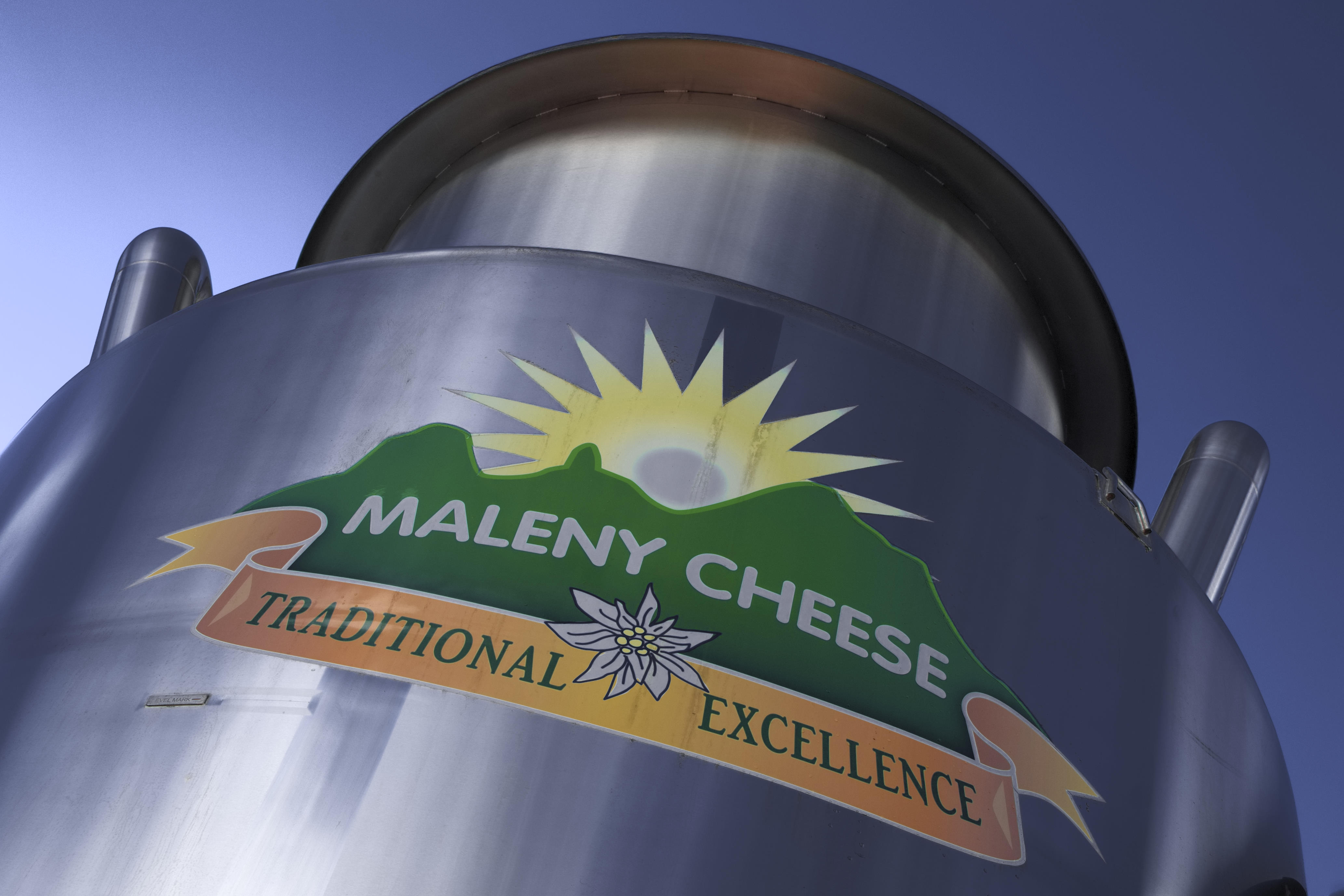 Maleny Cheese Milk Can