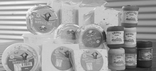 Maleny Cheese Range
