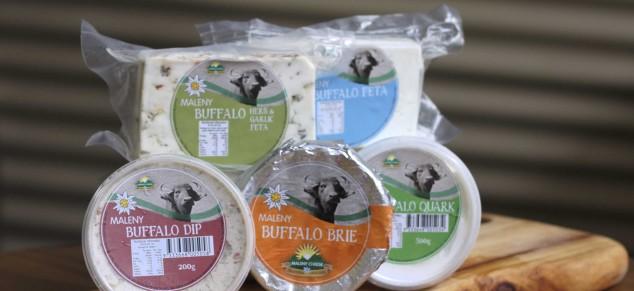 Maleny Buffalo Cheese