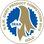 NSW DIAA 2015 Gold_Passionfruit, Apple Cinnamon