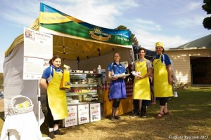 Maleny Cheese Suppliers Market Stall Sunshine Coast